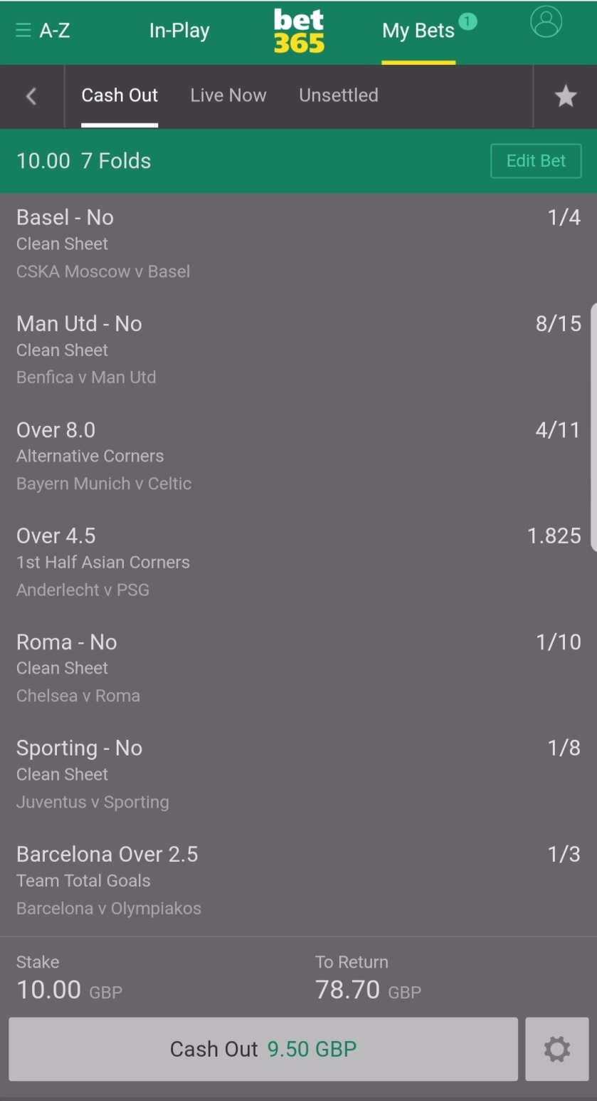 18.10.17 Selections