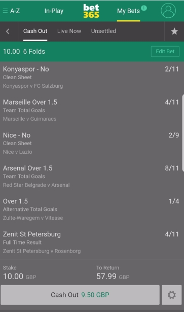 19.10.17 Selections